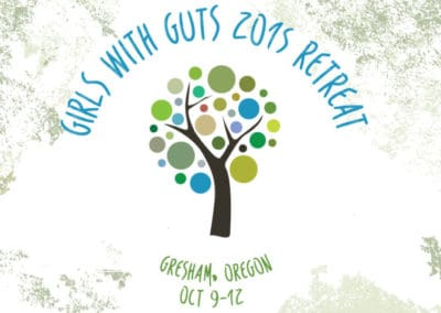 Girls With Guts Event Promo