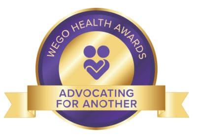 wego health award icon