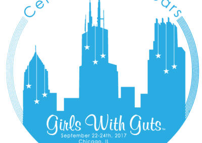 Girls With Guts Event logo