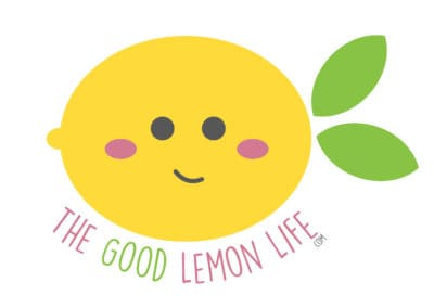 The Good lemon life logo