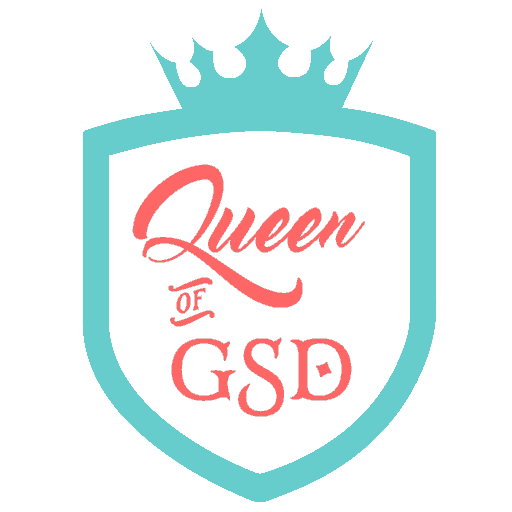 Queen of GSD logo