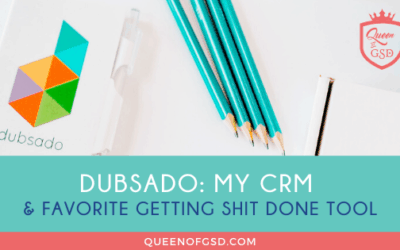 Dubsado: My Amazing CRM and #1 Favorite Tool