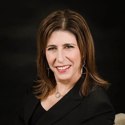 Jennifer Friedman Headshot