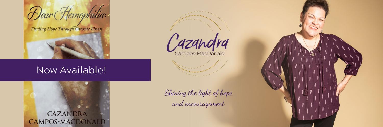 Cazandra C McDonald social media facelift twitter background
